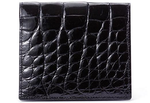 革工房比留間のクロコダイル財布